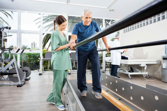 The Health Benefits of Occupational Therapy for Seniors